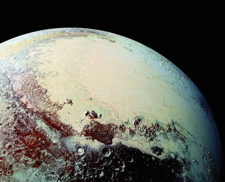 the pluto system: initial results from its exploration by