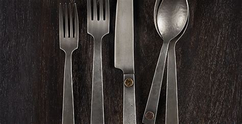 How To Set Silverware On Table by Setting The Table Flatware