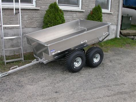 with trailer atv trailers