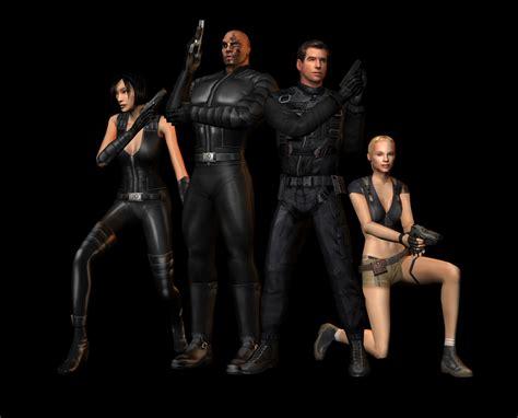 Gamis Syar I 007 007 nightfire characters bomb