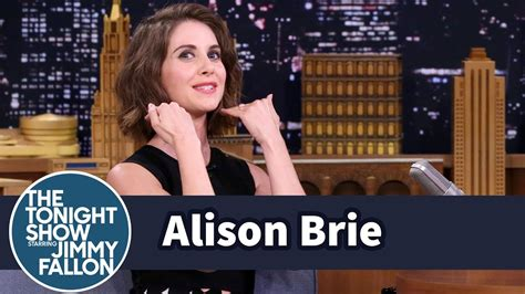 alison brie glow youtube alison brie resurrected her childhood perm for glow youtube