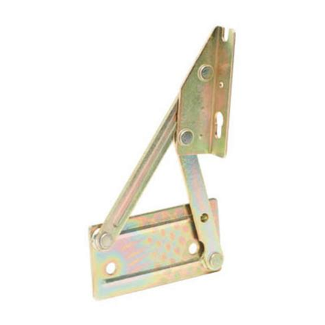 bench hinges lid stay pair of bench seat hinges yellow chromated