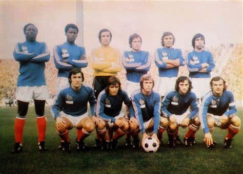 allemagne france 1973. ~ the vintage football club