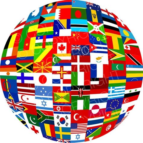 International Flags Clipart world flag globe prawny clip prawny clipart