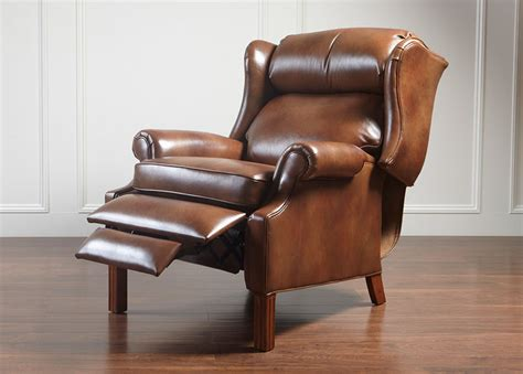 ethan allen leather recliner chairs townsend leather recliner ethan allen