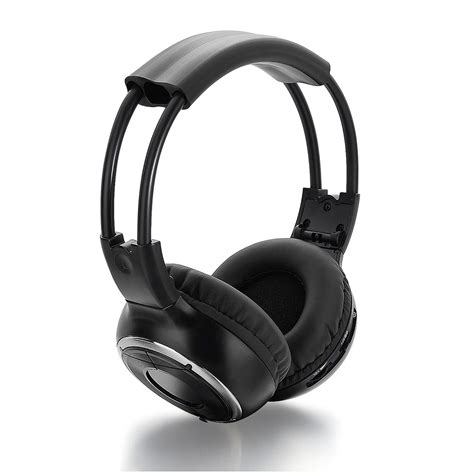 Sale Headset Hearphone Stereo Wierless Tm 010s aliexpress buy ir infrared dual channel wireless