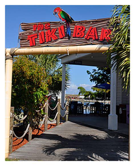 Tiki Bar Clewiston Food And Fishing Tiki Bar And Grill At Roland