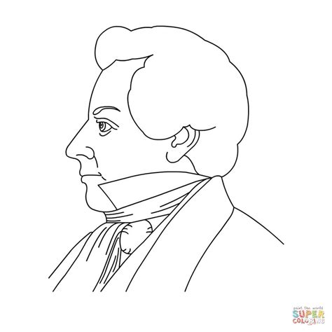 joseph smith coloring page free printable coloring pages