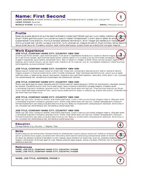 executive chef resume exles http www jobresume