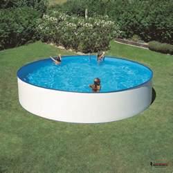 accessori piscine fuori terra piscina fuori terra gre ibiza rotonda 450x90 cm san marco
