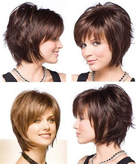 2015 haircuts front and back views short layered hairstyles for 2015 short hairstyles 2018