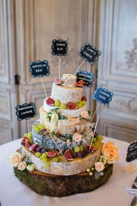 Charming Christmas Party Ideas For Small Business #2: 31-cheese-tower-with-grapes-figs-and-toppers-to-define-each-type.jpg