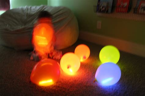 Glow Stick Balloons » Home Design 2017