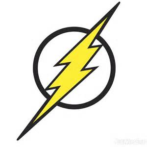 flash symbol amp logo giant wall decal