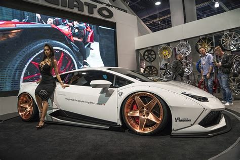white liberty walk huracan shows split stormtrooper