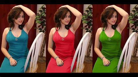 chagne color dress photoshop tutorial how to change dress color in photoshop