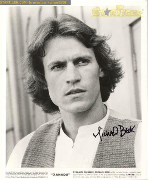 actor michael beck michael beck autograph collection entry at startiger