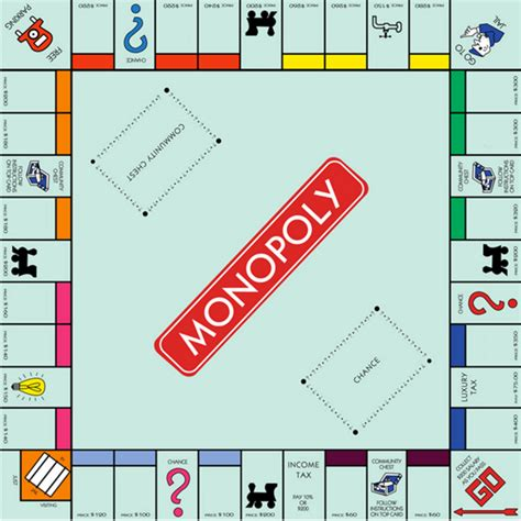 Monopoli 5 In 1 Gb click uk monopoly spaces quiz by sproutcm