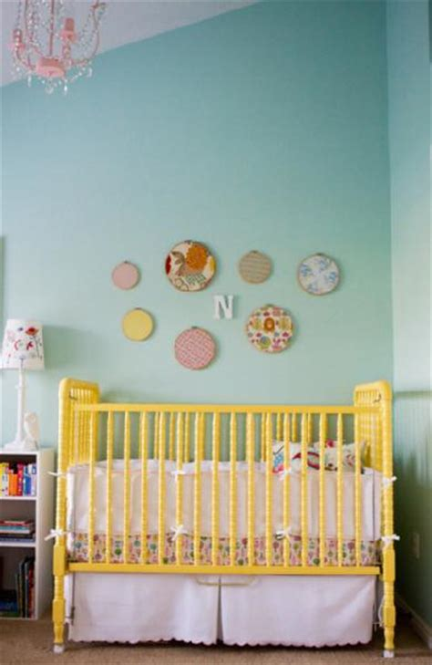 Gender Neutral Nurseries The Decorologist Aqua Nursery Decor