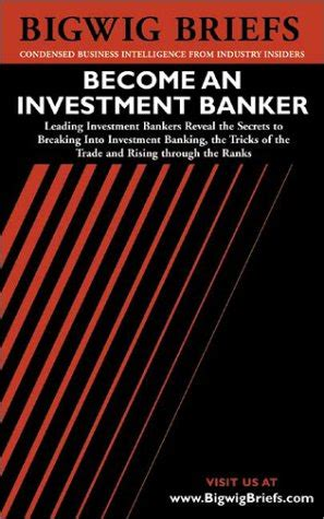 Career Investment Banker Career Investment Active