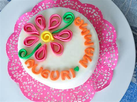 tutorial quilling pasta di zucchero ricetta torta in stile quilling per la mamma