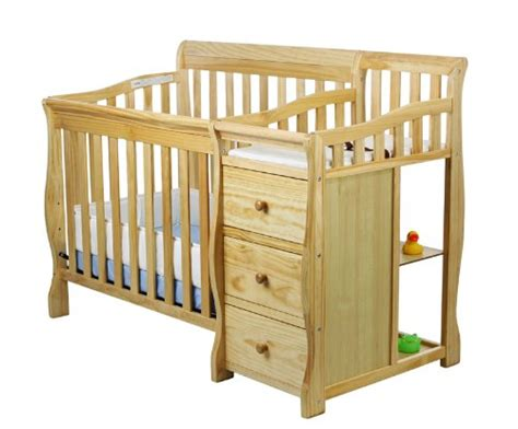 Crib With Attached Changing Table Cribs With Attached Changing Table