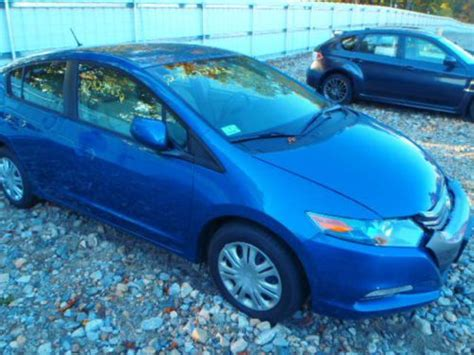how petrol cars work 2004 honda insight electronic toll collection sell used 2011 honda insight lx 41 000 miles hybrid automatic gas electric 4 door used in