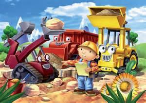 bob fixing road bob builder ravensburger