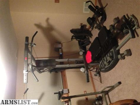 armslist for sale trade bowflex ultimate ii