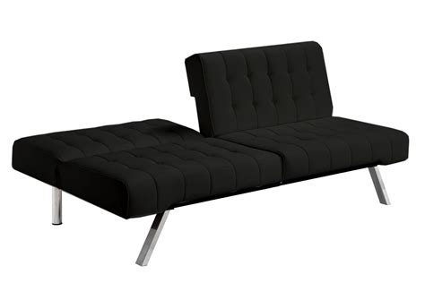 futon convertible dorel emily convertible futon by oj commerce 175 20