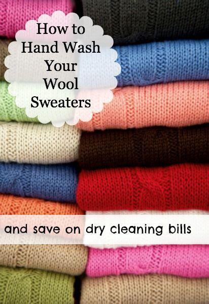 Cleaning Wash Your Wool Sweaters Wool
