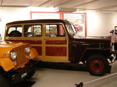 Woody S Dodge Jeep Chrysler Jeep Woody In Chrysler Museum Flickr Photo