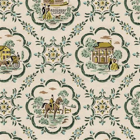 Tapete Kolonialstil by 1800 S Colonial On Demand Wall Paper Vin 400