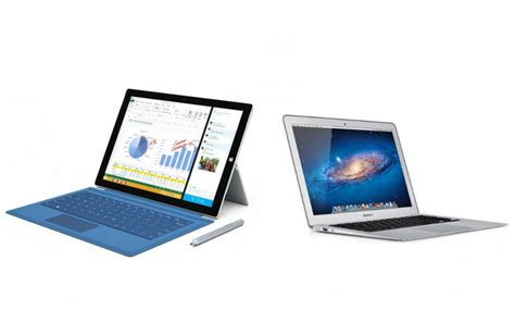 whats better a macbook pro or macbook air it has begun what is better surface pro 3 or macbook air