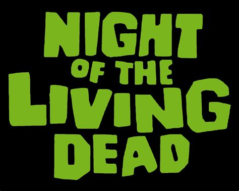 Simple House by File Night Of The Living Dead Logo Png Wikimedia Commons