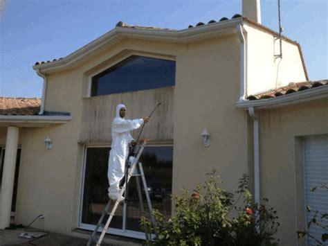 comment nettoyer une facade en crepi 2201 le metier de couvreur nettoyage mur et facade de maison