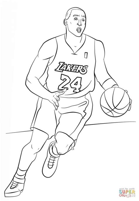 nba coloring pages lebron james lebron james shoes drawing at getdrawings com free for