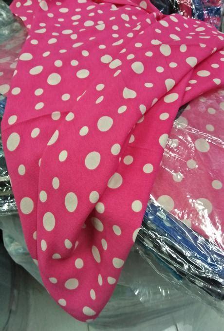 Pashmina Dubai Seri Warna pashmina buble pop motif merk cairo grosir asli