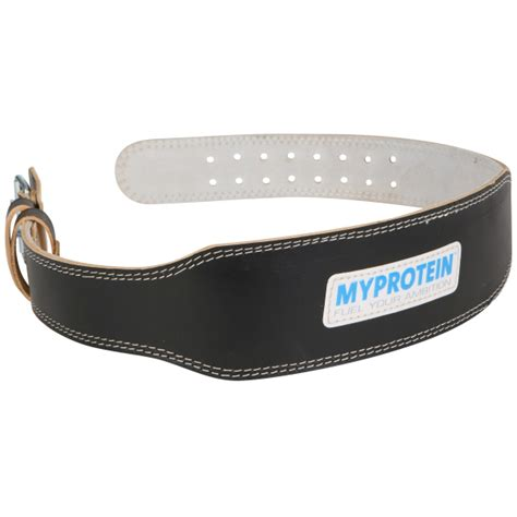 protein leather buy myprotein leather lifting belt myprotein
