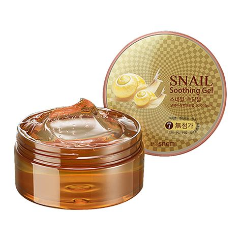 Snail Gold Soothing Gel what random less well known product you tried and