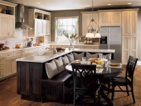 Kitchen Island With Seating Ideas by Decorative Kitchen Islands With Seating My Kitchen