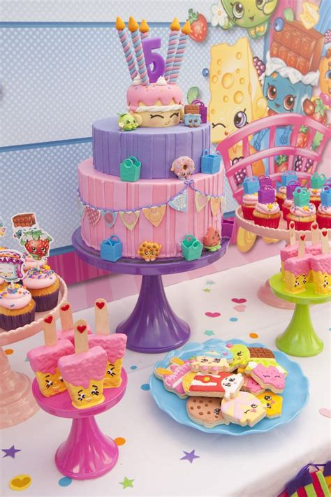 Diy Small Table by Shopkins Party Ideas Diy 18 Irresistible Ideas How