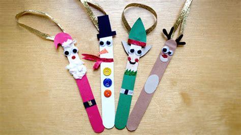 popsicle stick ornament popsicle stick ornaments grandparents