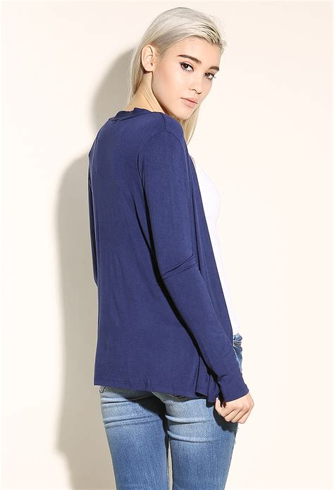 Cardingan Basic basic open cardigan shop sweaters cardigans at papaya clothing