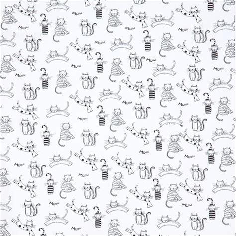 imagenes kawaii a blanco y negro tela blanca con gato blanco negro animal dibujo de ink