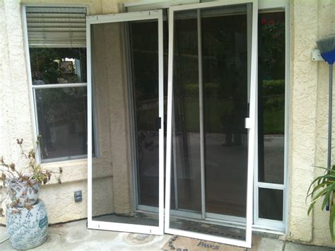 Replacing A Patio Door How To Replace Sliding Patio Door Screen Modern Patio Outdoor