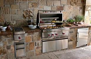 Outside Kitchen Appliances - tips for choosing outdoor kitchen appliances silo christmas tree farm