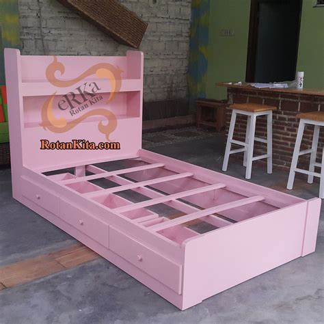 Matras Bed Kecil bed code bed10 rotankita
