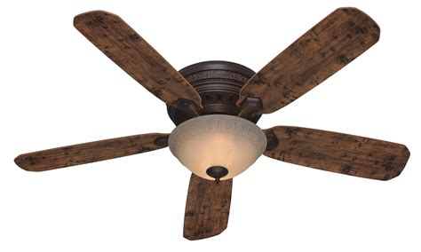hunter palatine ceiling fan 25109 in old walnut