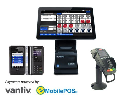 mobile pos solution e nabler teams up with vantiv to offer emv certified